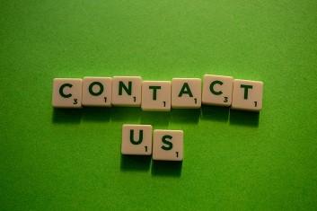 Contact Us unsplash 353